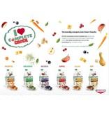 Versele-Laga Crock Complete Appel 50 gram