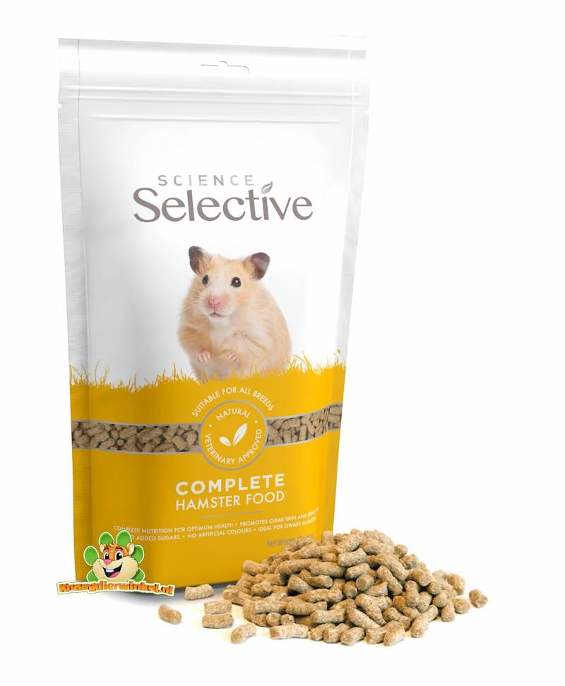 Supreme Selective Hamster 350 grams