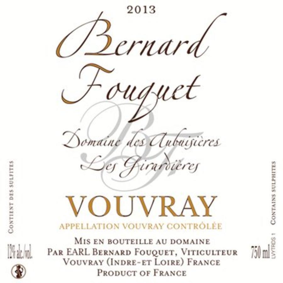 2014 - Les Girardières - Domaine des Aubuisières / Bernard Fouquet