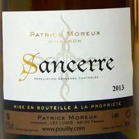 2014 - Sancerre - Patrice Moreux