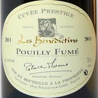 2011 - Pouilly-Fumé Les Bénédictins - Patrice Moreux