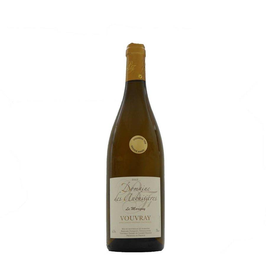 2003 - Le Marigny - Domaine des Aubuisières / Bernard Fouquet Vouvray