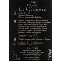 Château La Gineste - Grand Secrets... - 2011