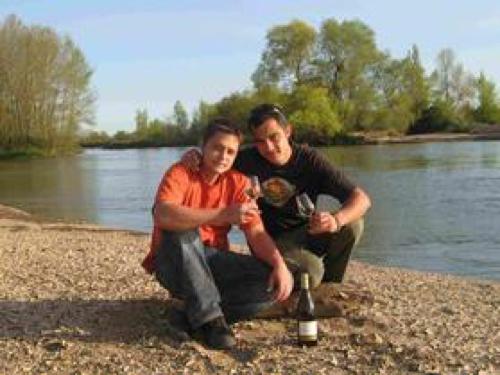 Arnaud en Julien Moreux