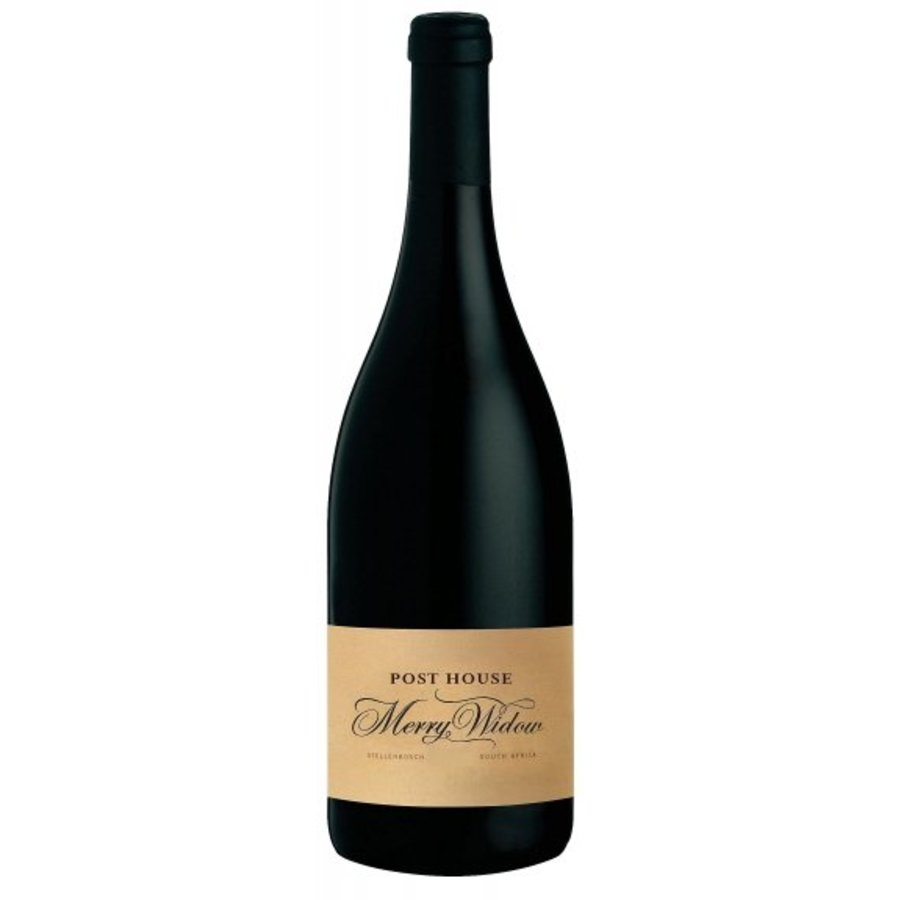 2012 - Merry Widow Shiraz - Post House