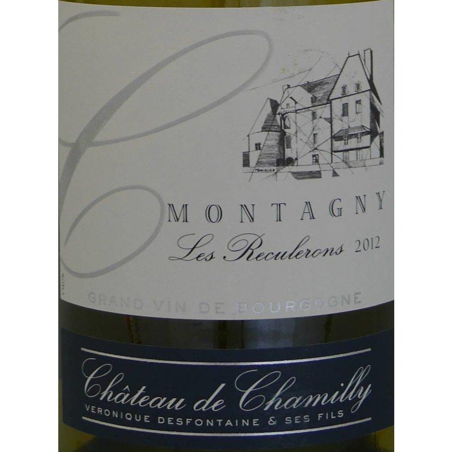 """2012 - Montagny """"Les Reculerons"""" - Château de Chamilly"""