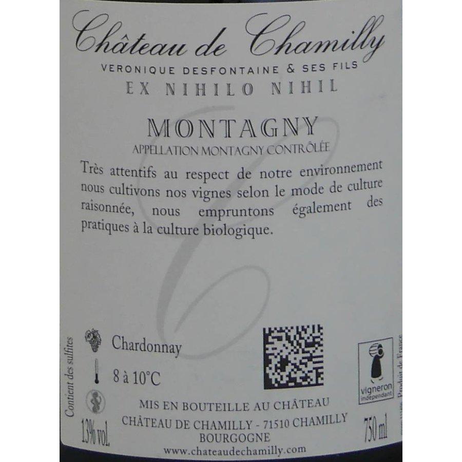 """Château de Chamilly - Montagny """"Les Reculerons"""" - 2012"""