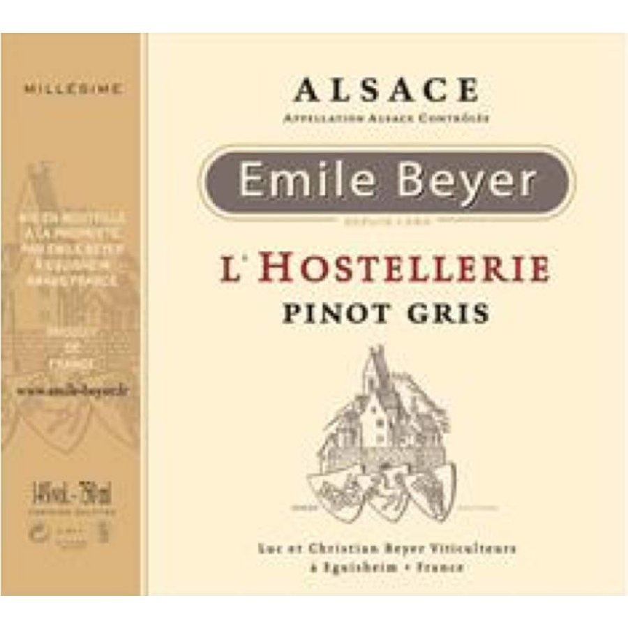 "2012 - Pinot Gris ""L'Hostellerie"" - Domaine Emile Beyer"