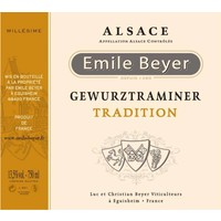 2014 - Gewurztraminer Tradition - Domaine Emile Beyer
