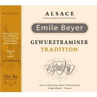 Domaine Emile Beyer - Gewurztraminer Tradition - 2014