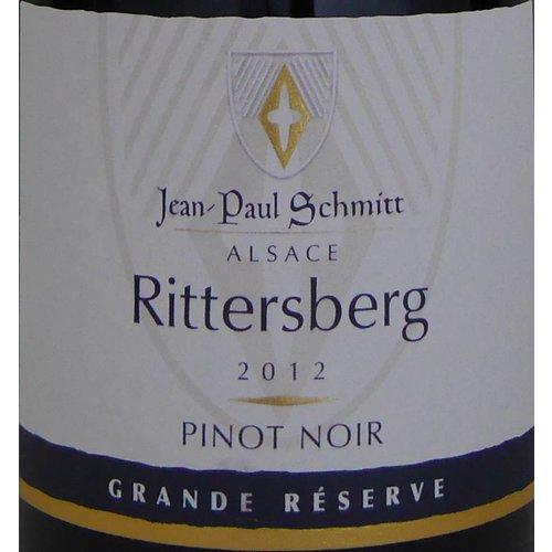 Domaine Jean-Paul Schmitt - Pinot Noir Rittersberg Grande Réserve - 2012