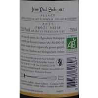 2014 - Pinot Noir Rittersberg Réserve Personnelle - Domaine Jean Paul Schmitt