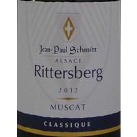 2014 - Muscat Rittersberg Classique - Domaine Jean-Paul Schmitt
