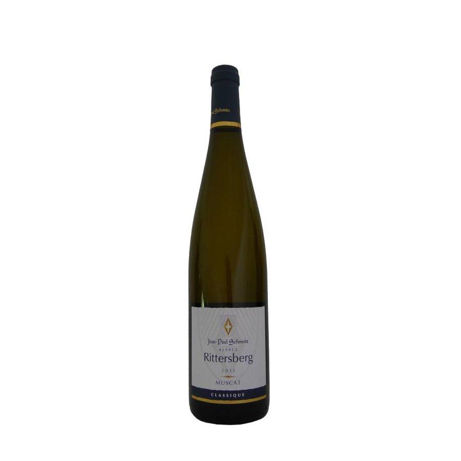 Domaine Jean-Paul Schmitt - Muscat Rittersberg Classique - 2014