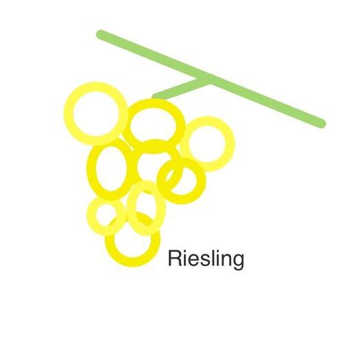 Selectie van onze wijnen met de riesling druif