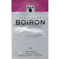 2012 - Domaine du Boiron - Philippe Cabrel