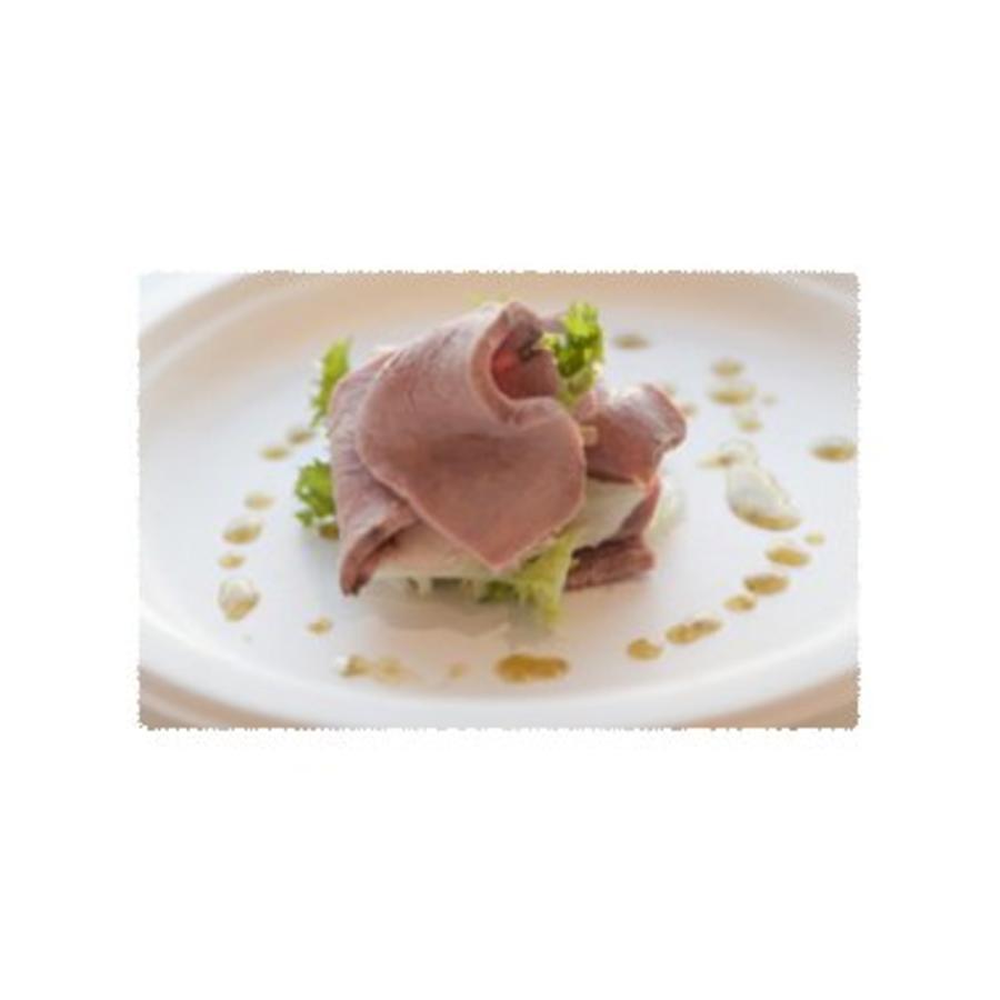 Kalfsvlees met tonijnmayonaise
