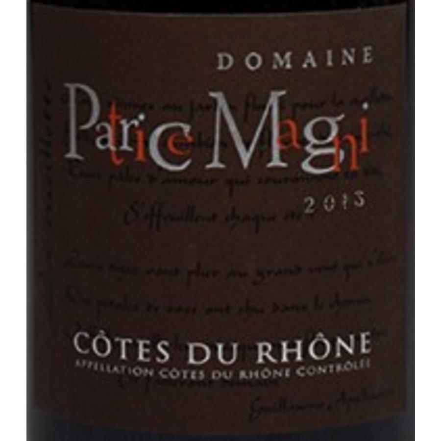 2015 - Côtes du Rhône - Patrice Magni