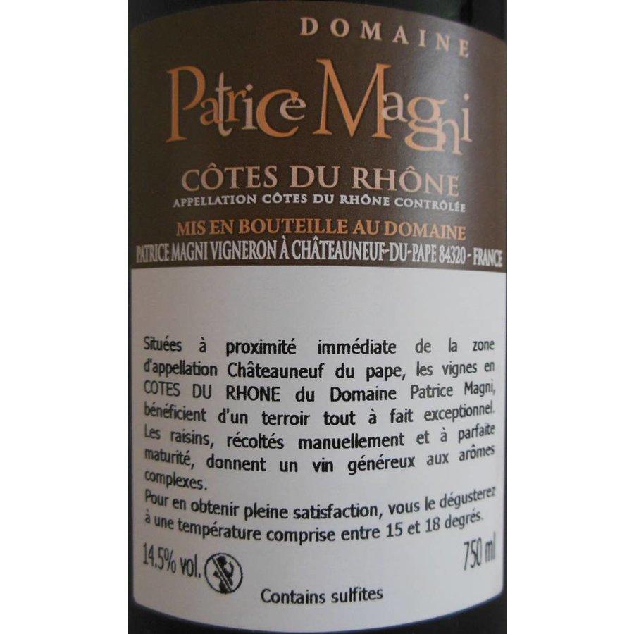 Domaine Patrice Magni - Côtes du Rhône - 2015