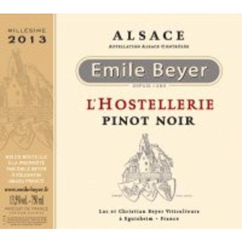 """Domaine Emile Beyer - Pinot Noir """"L'Hostellerie"""" - 2013"""