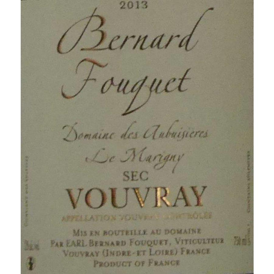 2015 - Le Marigny - Bernard Fouquet / Domaine des Aubuisières