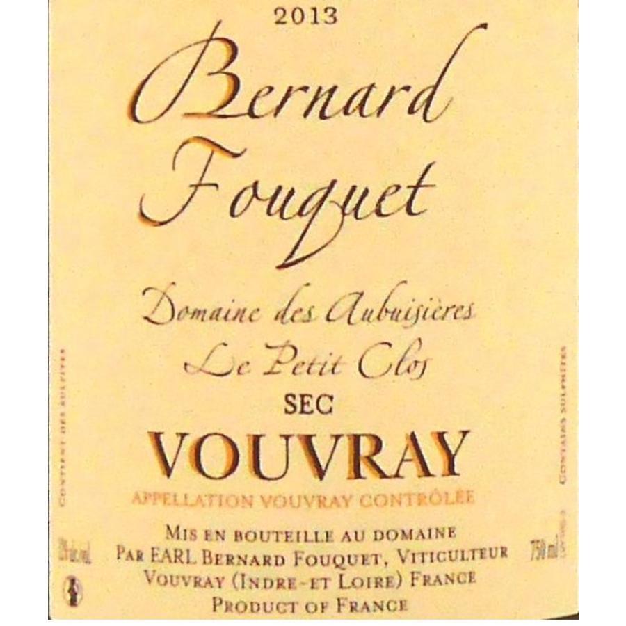 2015 - Le Petit Clos - Bernard Fouquet / Domaine des Aubuisières