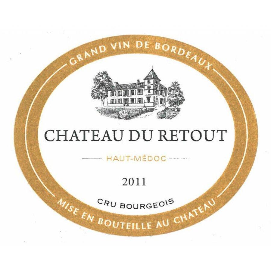2012 - Château du Retout