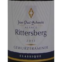 Domaine Jean-Paul Schmitt - Gewurztraminer Rittersberg Classique - 2014