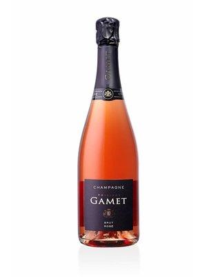 Champagne Philippe Gamet - Brut Rosé
