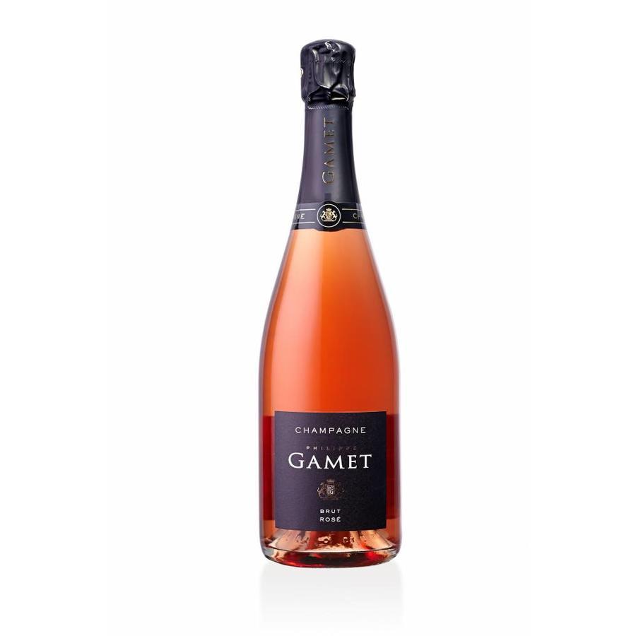 Brut Rosé - Champagne Phillipe Gamet