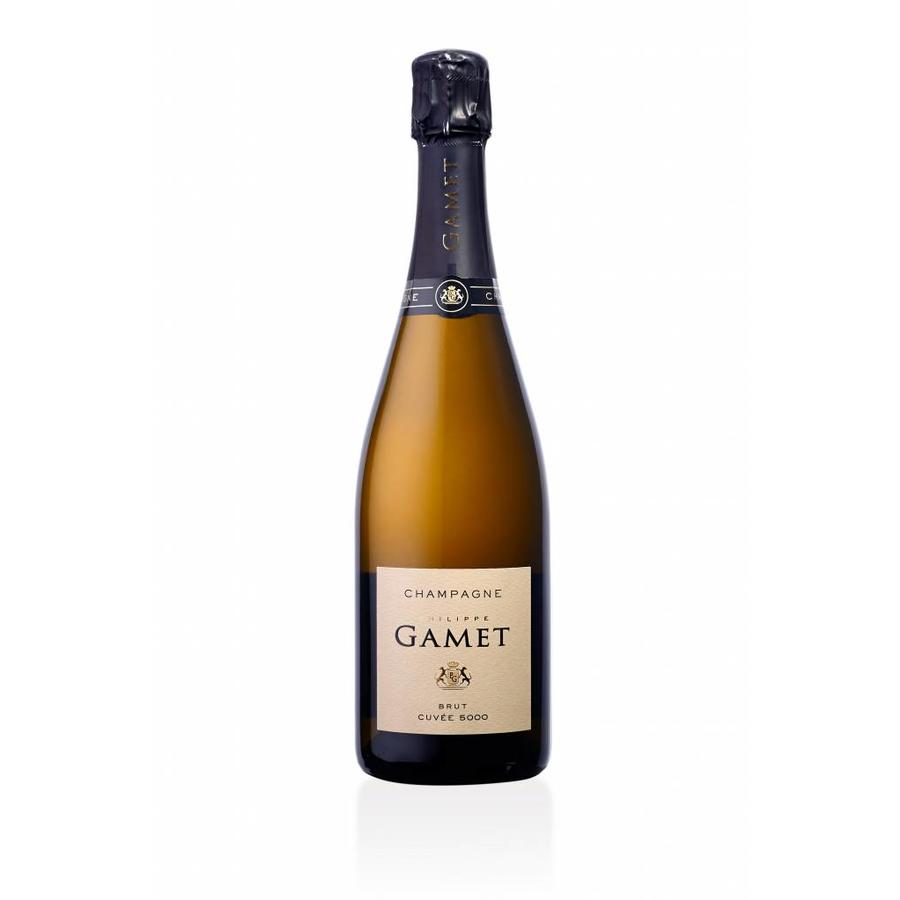 Champagne Philippe Gamet - Brut Cuvée 5000