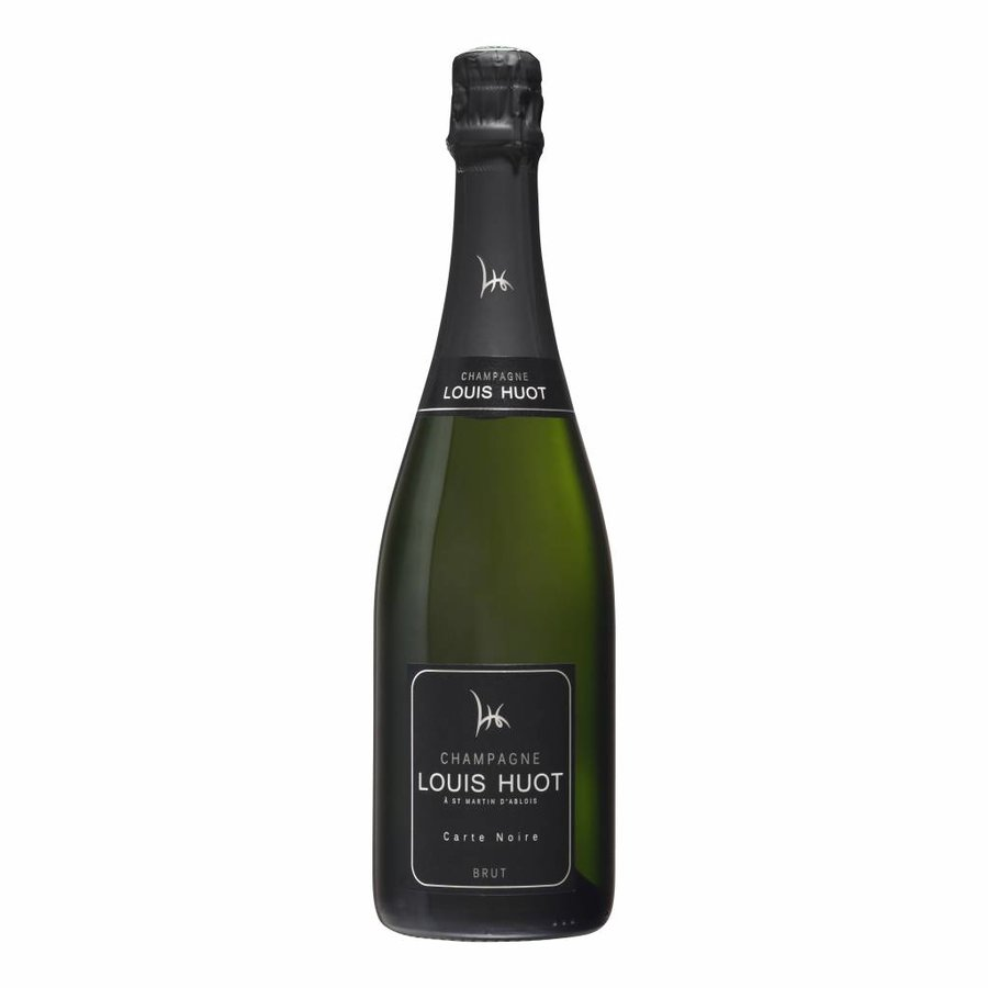 Champagne Louis Huot - Brut Carte Noire