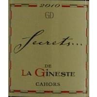 2012 - Secrets... - Château La Gineste