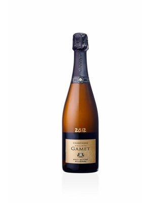 Champagne Philippe Gamet - Brut Nature - Millésimé 2012