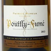 Patrice Moreux - Pouilly-Fumé - 2015