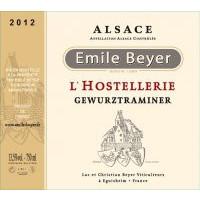 """Domaine Emile Beyer - Gewurztraminer """"Eguisheim"""" - 2015"""