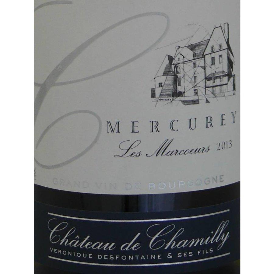 """Château de Chamilly - Mercurey """"Les Marcoeurs"""" - 2014"""