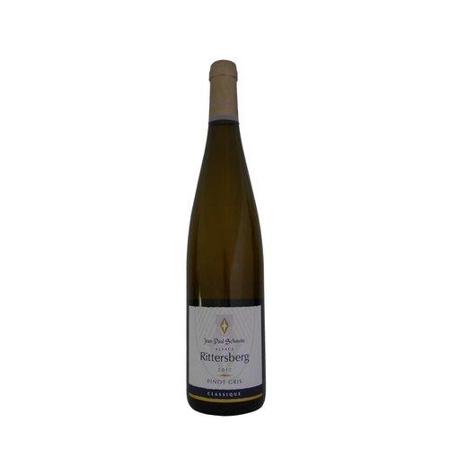 Domaine Jean-Paul Schmitt - Pinot Gris Rittersberg Classique - 2013