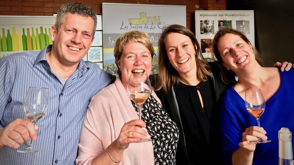 mijnwijnplein domaine emile beyer wijnproeverij unieke wijnimporteurs
