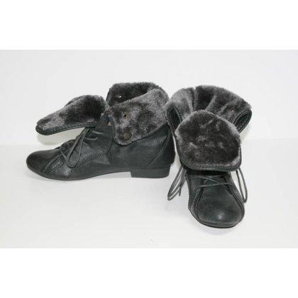 N2H Shoes Enkellaars N2H GREY