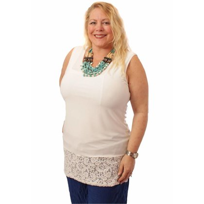 Magna Fashion Top A83 SOLID ZOMER