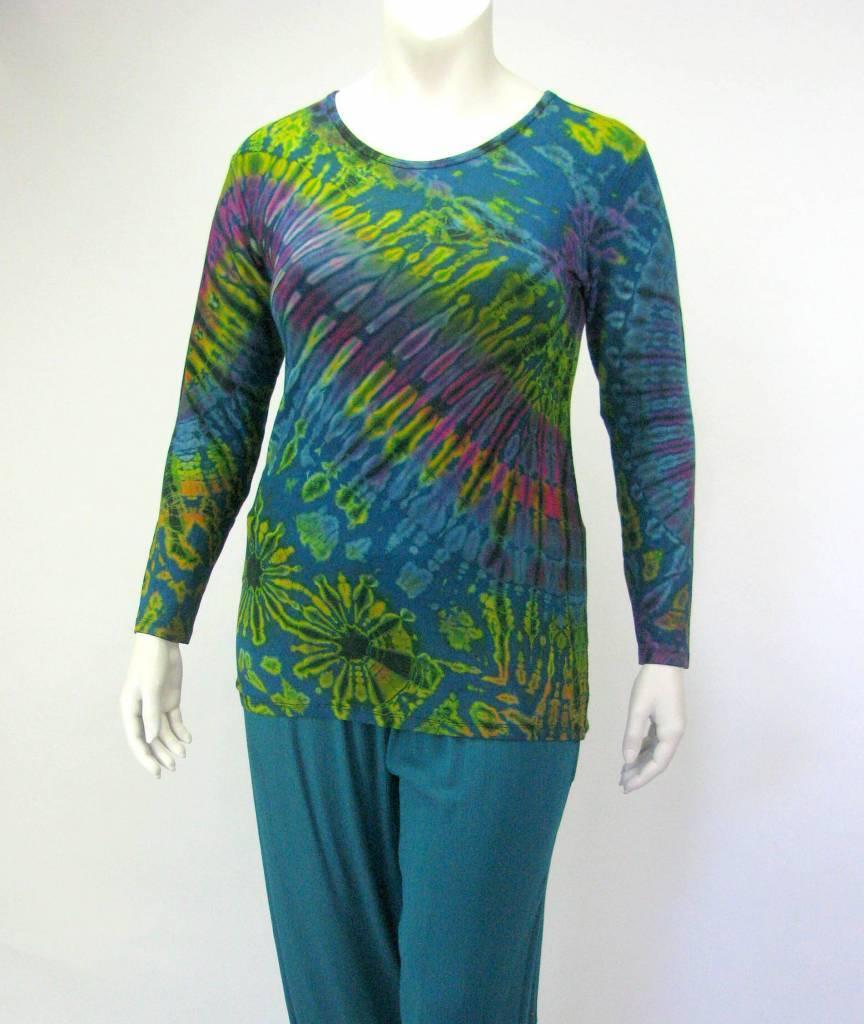 ca57eefa86d Hip Large Sizes Women Shirt GT I LYCRA - Kay Fashion