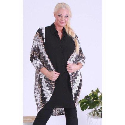 Magna Fashion Vest N7001 NP