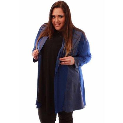 Magna Fashion Blazer N51 LEATHER LOOK WINTER