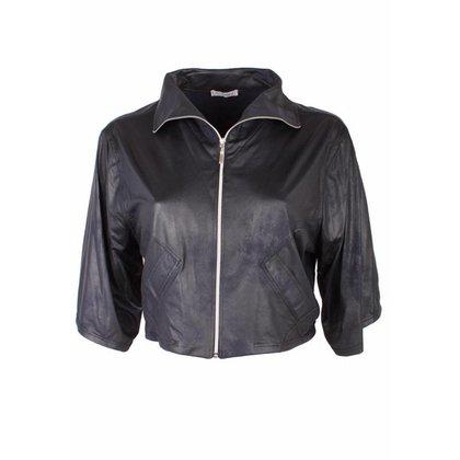 Magna Fashion Jacket K5001 LEATHER LOOK WINTER