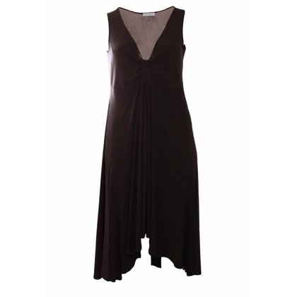Magna Fashion Kleid C6029 SOLID BASIS