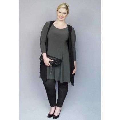 Magna Fashion Kleid C6031 SOLID BASE