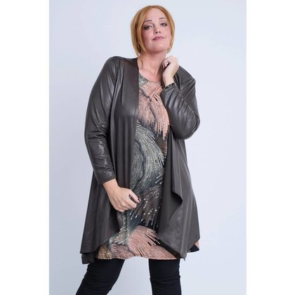 Magna Fashion Bolero A74 LEATHER LOOK