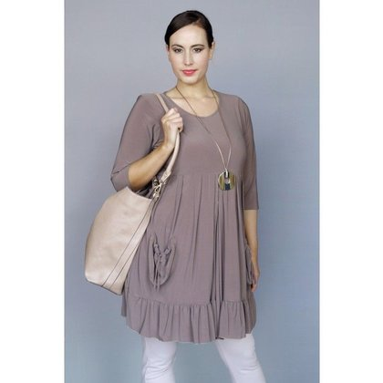 Magna Fashion Tunika C108 SOLID