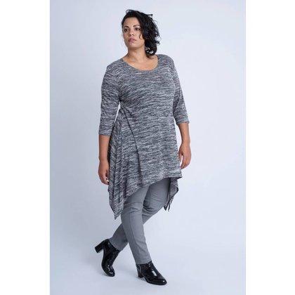 Magna Fashion Tuniek C01 WOOLFEEL PRINT